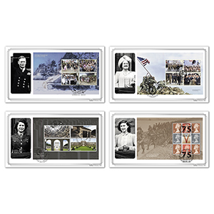 2020 End of WWII PSB BLCS - Set of 4
