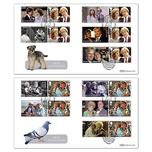 2020 Coronation Street Generic Sheet BLCS Pair