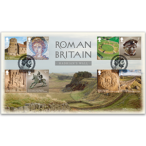 2020 Roman Britain Stamps BLCS 5000
