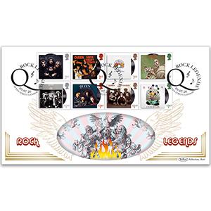 2020 Queen Stamps BLCS 5000
