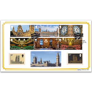 2020 Palace of Westminster Stamps BLCS 5000