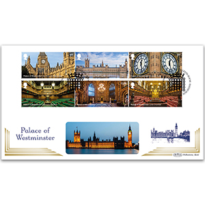2020 Palace of Westminster Stamps BLCS 2500