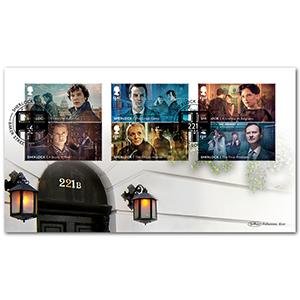 2020 Sherlock Stamps BLCS 5000