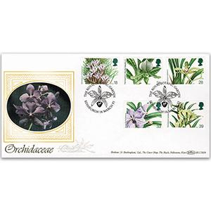 1993 Orchids BLCS - Edinburgh Botanic Gardens