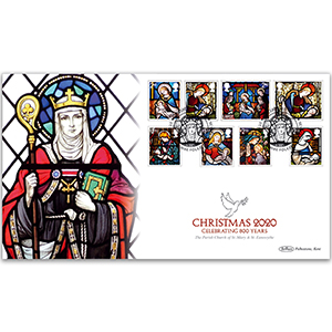 2020 Christmas Stamps BLCS 5000