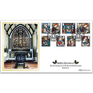 2020 Christmas Stamps BLCS 2500