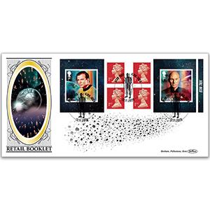 2020 Star Trek Retail Booklet BLCS 2500