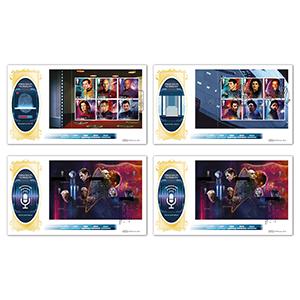 2020 Star Trek PSB BLCS Set of 4