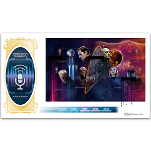 2020 Star Trek PSB BLCS Cover 3 - (P3) M/S pane