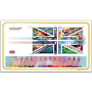2021 United Kingdom - A Celebration M/S BLCS 2500