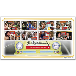 2021 Only Fools & Horses Stamps BLCS 5000 Signed Michele Winstanley