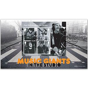 2021 Paul McCartney M/S BLCS 5000