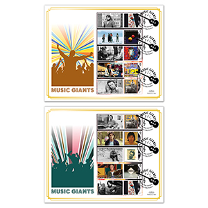 2021 Paul McCartney Generic Sheet BLCS 5000 Pair