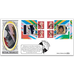 2021 Paul McCartney Retail Booklet BLCS 5000
