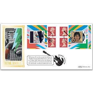 2021 Paul McCartney Retail Booklet BLCS 2500