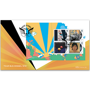 2021 Paul McCartney PSB BLCS Cover 1 - (P1) 1st x 4 Pane