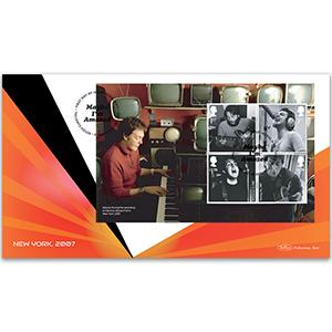 2021 Paul McCartney PSB BLCS Cover 3 - (P3) M/S Pane