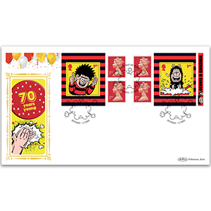 2021 Dennis and Gnasher Retail Booklet BLCS 2500