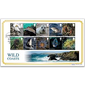 2021 Wild Coasts Stamps BLCS 2500
