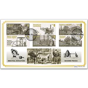 2021 Industrial Revolutions Stamps BLCS 2500