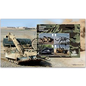 2021 British Army Vehicles M/S BLCS 5000