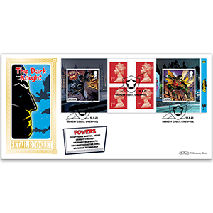 2021 DC Collection Batman Retail Bklt