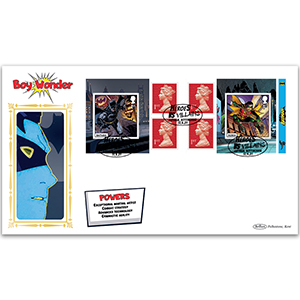 2021 DC Collection Batman Retail Bklt BLCS 2500