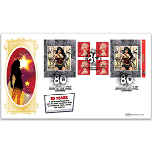 2021 DC Collection Wonder Woman Retail Bklt BLCS 5000