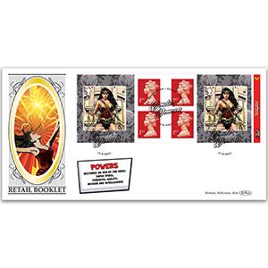 2021 DC Collection Wonder Woman Retail Bklt BLCS 2500