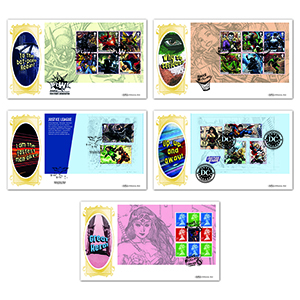 2021 DC Collection PSB BLCS Set of 5