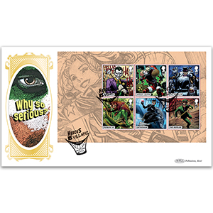 2021 DC Collection PSB BLCS Cover 2 - (P2) 1st x 6 Joker