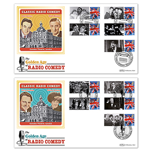 2012 The Goon Show BLCSSP Pair of Covers