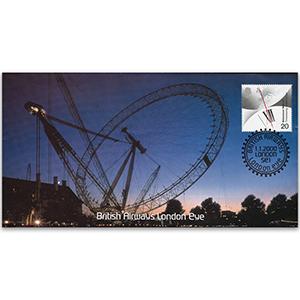 2000 Millennium Timekeeper - British Airways, London Eye