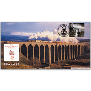 2000 Fire & Light - Settle & Carlisle Railway 125th Anniversary