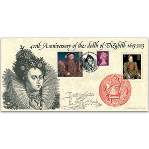 2003 Death of Elizabeth I 400th - Richmond, Surrey