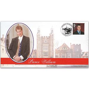 2000 Prince William's 18th Birthday - Windsor, Berkshire