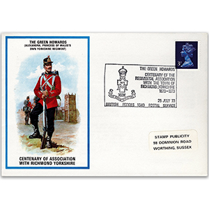 1973 British Uniforms: The Green Howards - BFPS1349