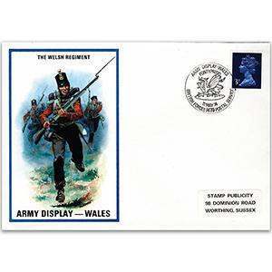 1974 British Uniforms: Welsh Regiment - BFPS1470
