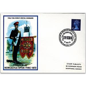 1973 British Uniforms: 15/19th King's Royal Hussars - BFPS1348