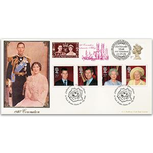 2000 Queen Mother's 100th - Westminster/ Paul's Walden, Hitchin