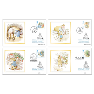 2016 Beatrix Potter M/S BS Set