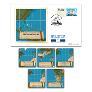 2018 Post & Go - Mail By Sea BS Set