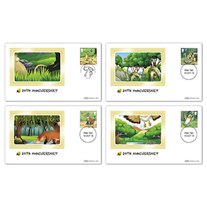 2019 The Gruffalo M/S BS Set