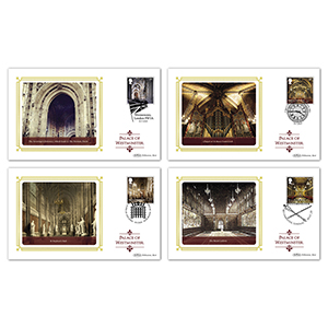 2020 Palace of Westminster M/S BS Set