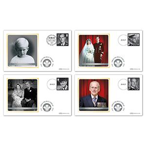 2021 HRH The Prince Philip, Duke of Edinburgh BS Set