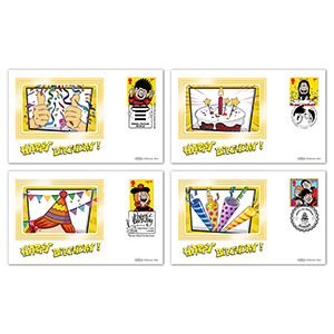2021 Dennis and Gnasher M/S BS Set