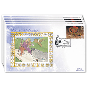 1998 Magical Worlds BS - Set of 5