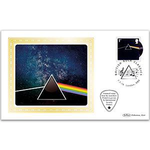 2016 Pink Floyd Maxi Sheet BSSP Cover