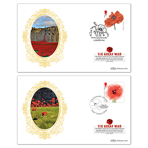 2018 WWI Retail Booklet BSSP Pair of Covers