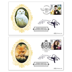2018 Harry Potter Retail Booklet BSSP Set